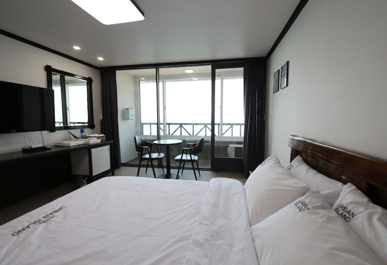 Hotel Urban Island, Namhae, Deluxe Room, Guest Room