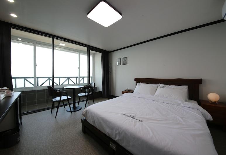 Hotel Urban Island, Namhae, Izba typu Deluxe, Hosťovská izba