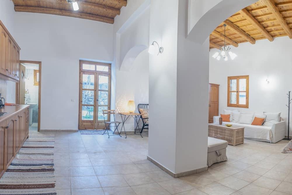 Casa, 2 camere da letto - Area soggiorno
