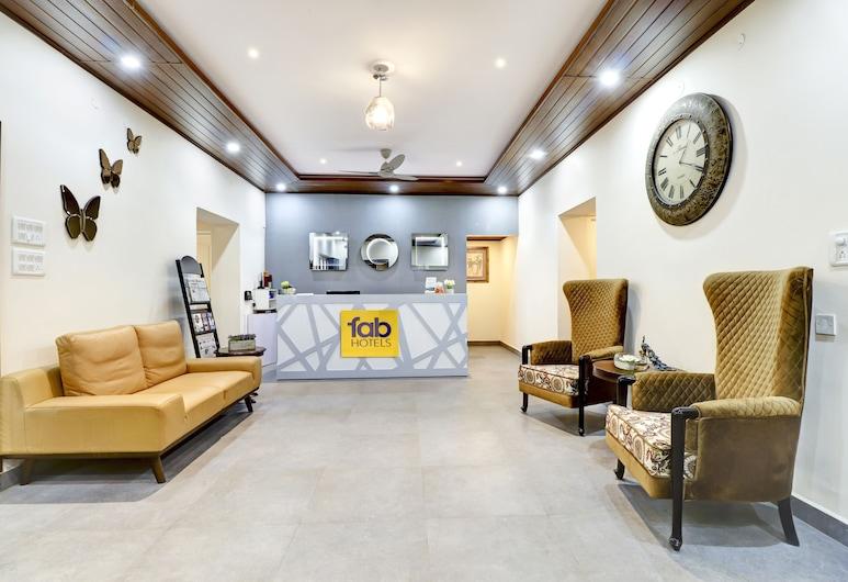 FabHotel White Lotus, בנגלור, קבלה