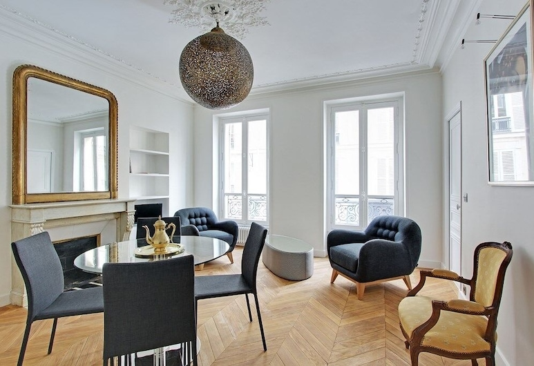204519 - Appartement 4 Personnes Marais - Bastille, Paris