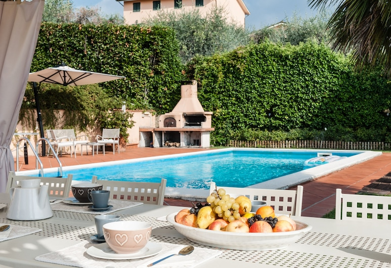 Villa Lory on the Lucca Hills, Capannori, Miscellaneous