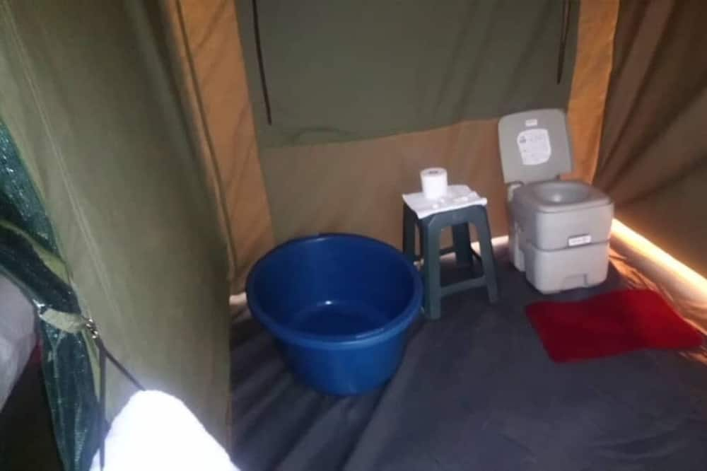 Stan typu Deluxe - Kúpeľňa