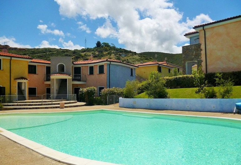 Casteldoria Flats Holiday, Santa Maria Coghinas, Piscina