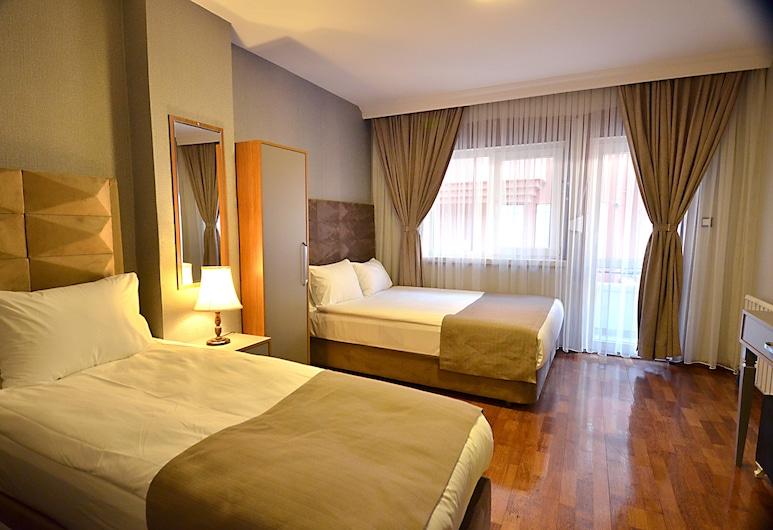 Cadde 7 Otel, Ankara, Tremannsrom, Gjesterom