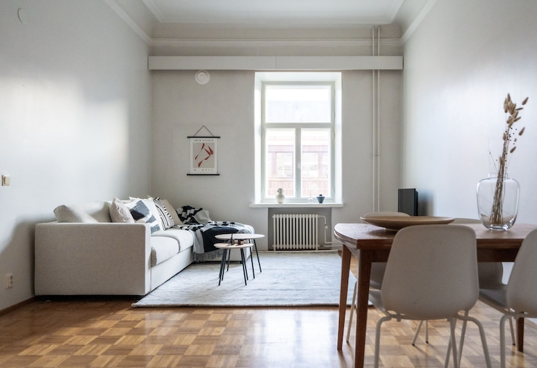 Roost Kaleva 21, Helsinki, Apartment, Living Area
