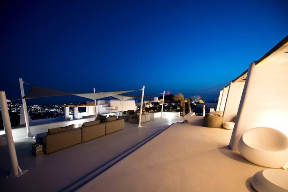Villa - Utsikt mot havet/stranden