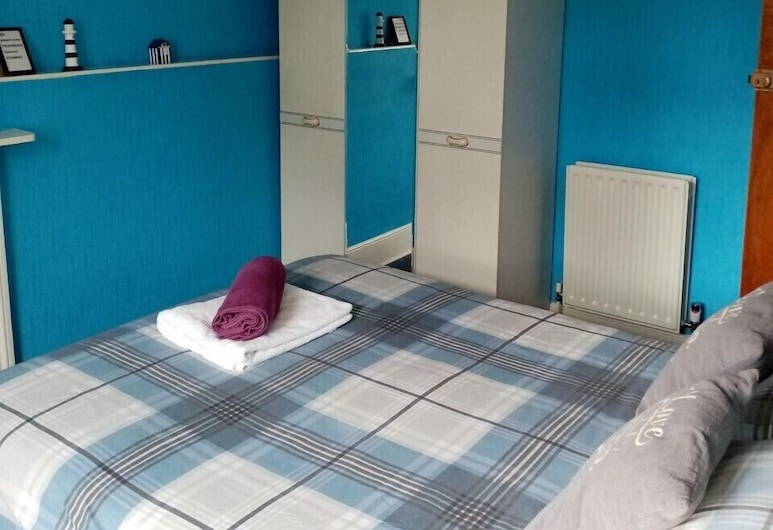 Lea Hurst, Bournemouth, Economy Double Room, Guest Room