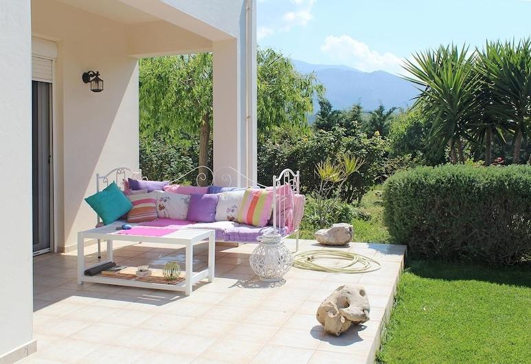 Villa Armonia, Everything Is In Harmony, Agios Nikolaos, Villa, 2 Bedrooms, Patio, Terrace/Patio