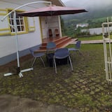 House With 3 Bedrooms in Saint Louis, With Wonderful Mountain View and Furnished Garden