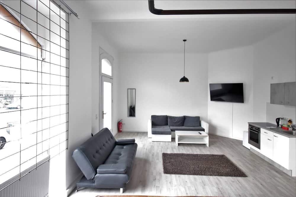 公寓 (12d) - 客廳