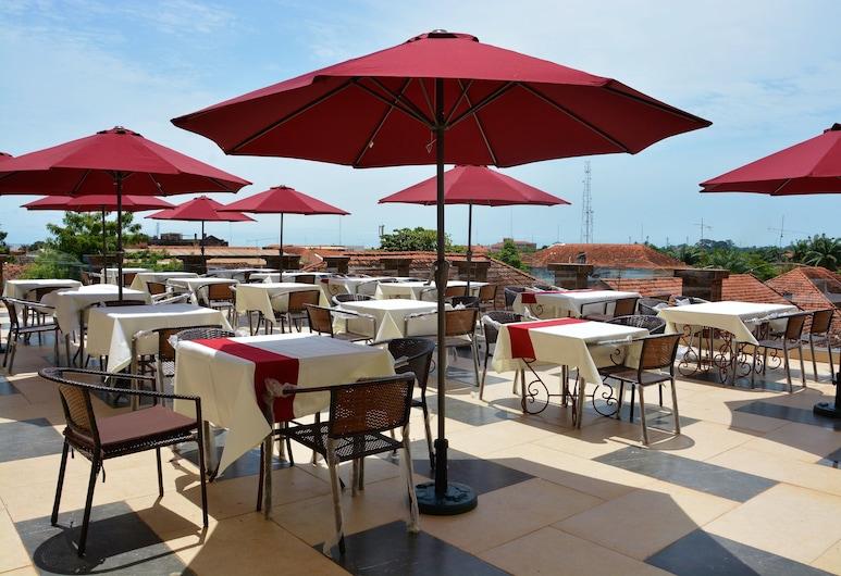Bissau Royal Hotel, Bissau, Terrasse/veranda