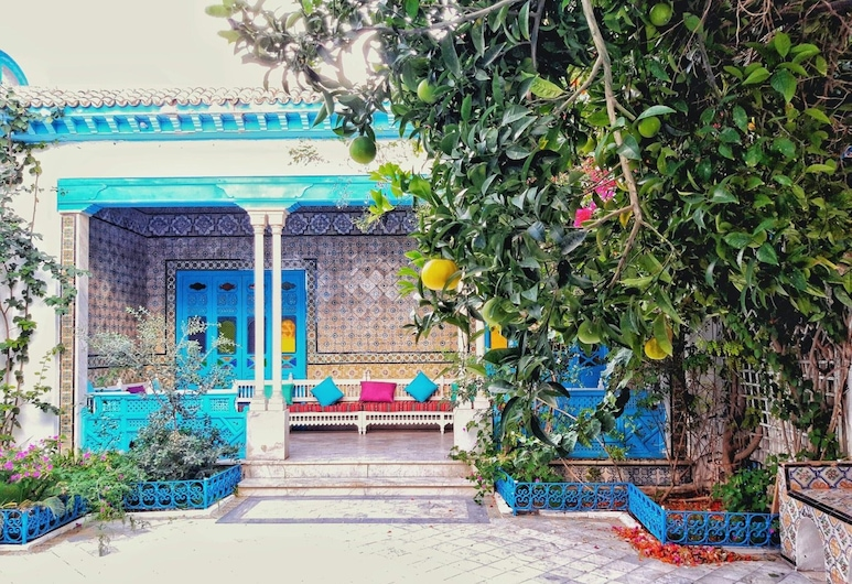 Villa Landalucia, 西迪布賽德