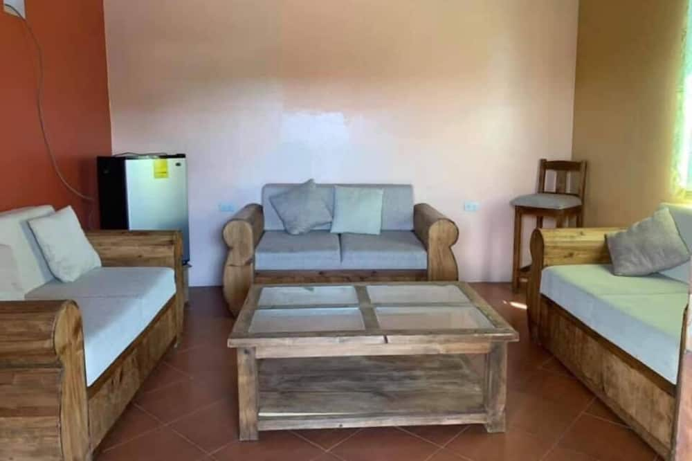 Komforta villa (4 personas) - Dzīvojamā zona