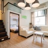 Family Διαμέρισμα, 3 Υπνοδωμάτια - Περιοχή καθιστικού