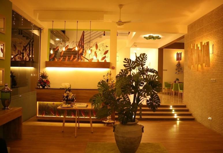 J リーフ ホテル, ニゴンボ, ホテルのインテリア