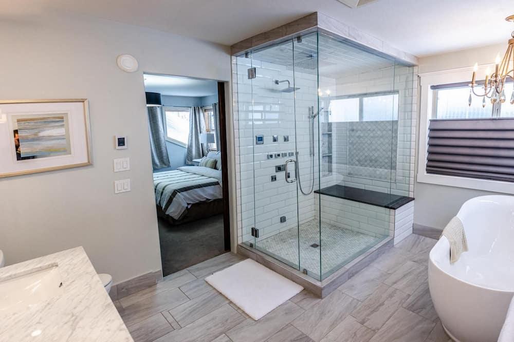Коттедж, 5 спален - Ванная комната