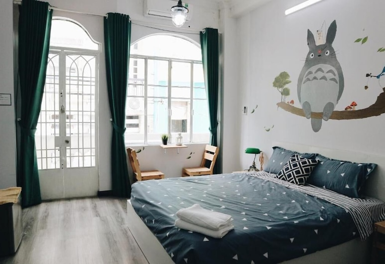The Art - The Buddy's House, Ho Chi Minh City, Deluxe Double Room, Guest Room