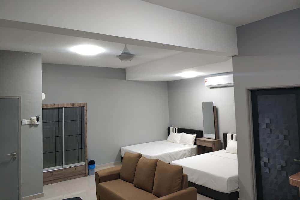 Superior-huone (Family) - Oleskelualue