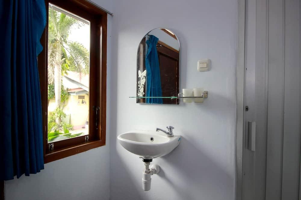 ห้องเบสิกซิงเกิล - ห้องน้ำ