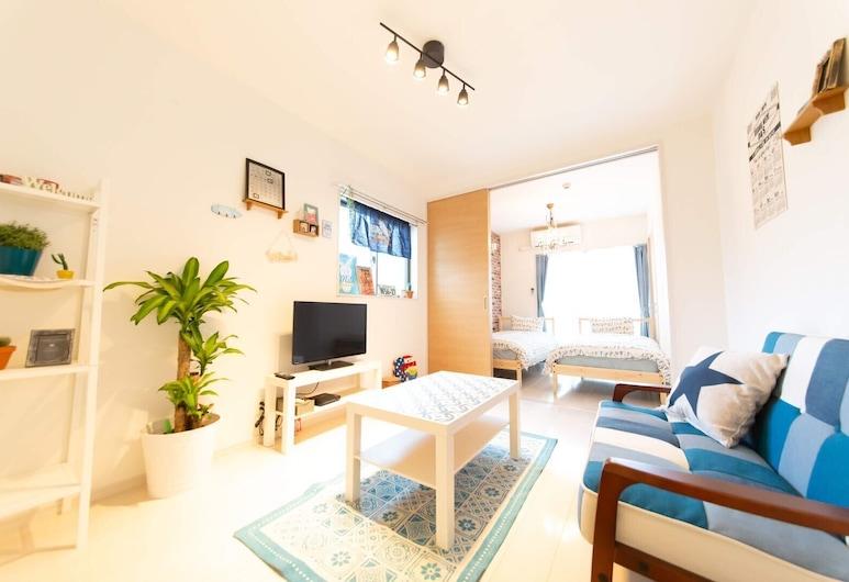 L-style Hanazonocho Apartment A, Osaka, Kamer (1LDK Cozy Suite), Kamer