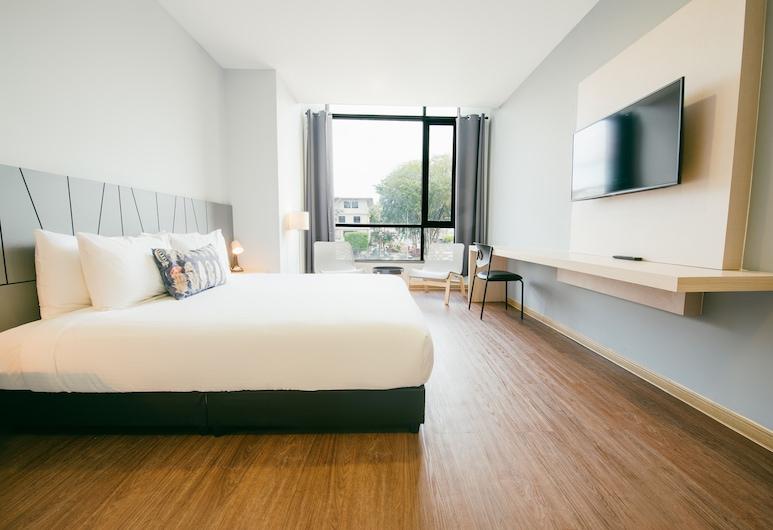Chill Suites Langkawi, لانغكاوي, غرفة ديلوكس, غرفة نزلاء