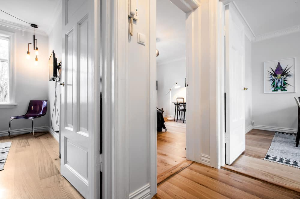 Appartement, 2 chambres (Second floor) - Coin séjour