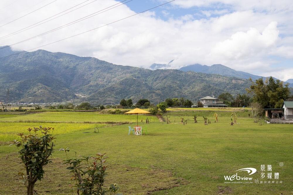 З видом на гори