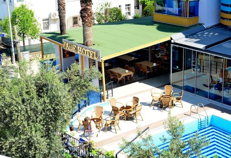 Yade Luxe Otel, Μαρμαράς, Εξωτερική πισίνα
