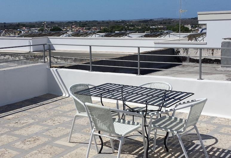 Dimore Ducali, Matino, Appartement, 1 chambre, balcon, Terrasse/Patio