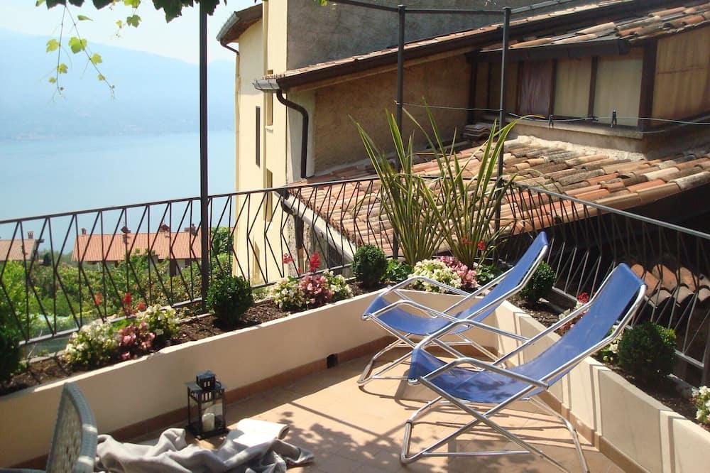 Apartment, 1 Bedroom, Smoking, Terrace - Balcony