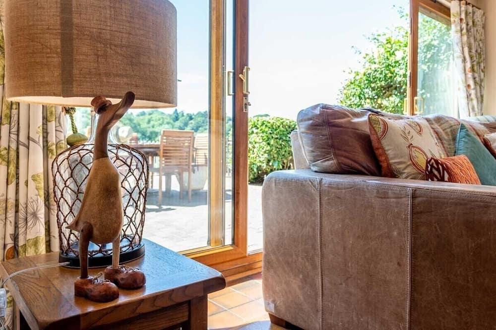 Cottage, 3 phòng ngủ (Cart) - Phòng khách