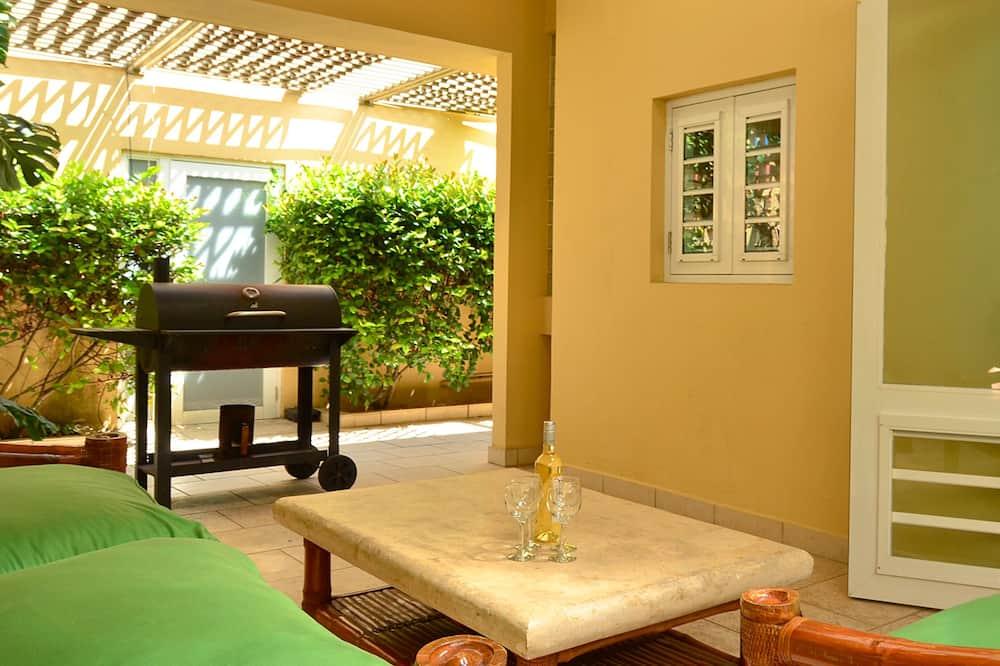 Appartement (3 Bedrooms) - Balkon