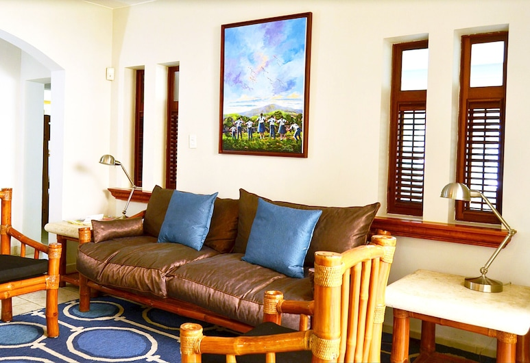Villa Serena, San Chuanas, Apartamentai (3 Bedrooms), Svetainės zona