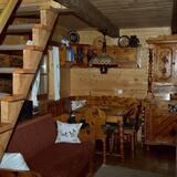 Comfort kuća u prirodi (Hütte zum Badeteich) - Obroci u sobi