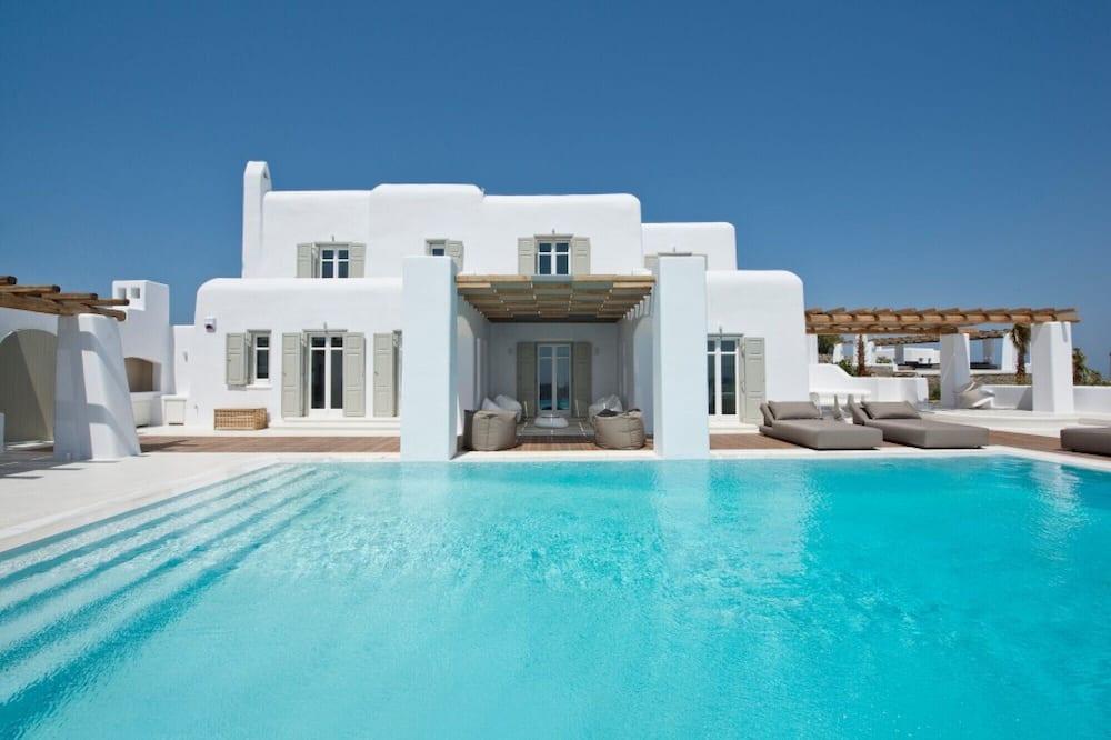Villa Zircon 7 Bedroom Villa in Tourlos With Private Pool, Mykonos
