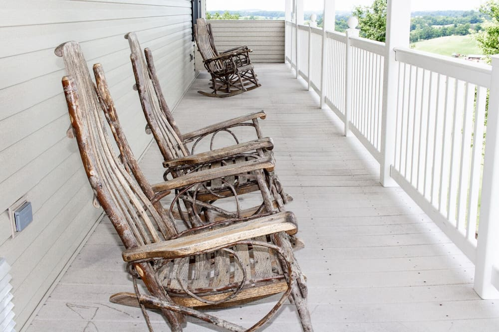 Pokój Design - Balkon