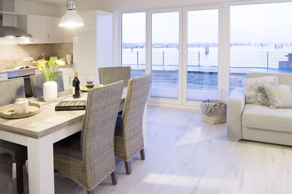 Ferienhaus Sonnenlicht - Comida en la habitación
