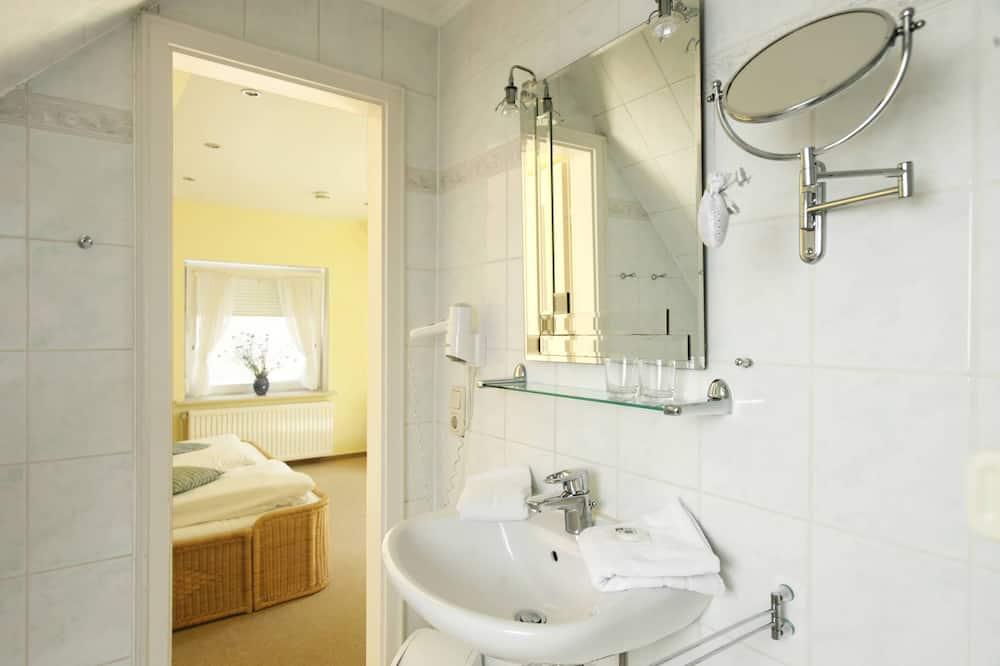 別墅, 2 間臥室 (80 EUR Cleaning Fee on top of rate) - 浴室