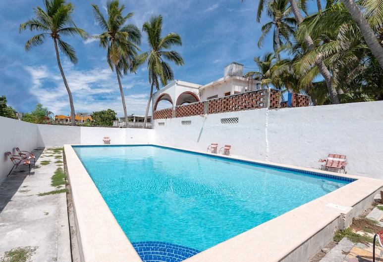 Hotel Las Palmas, Palenque, Piscina al aire libre