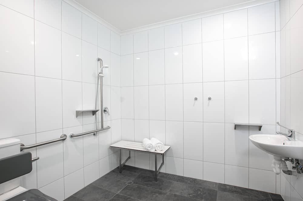 單人房, 無障礙, 地面層 - 浴室淋浴