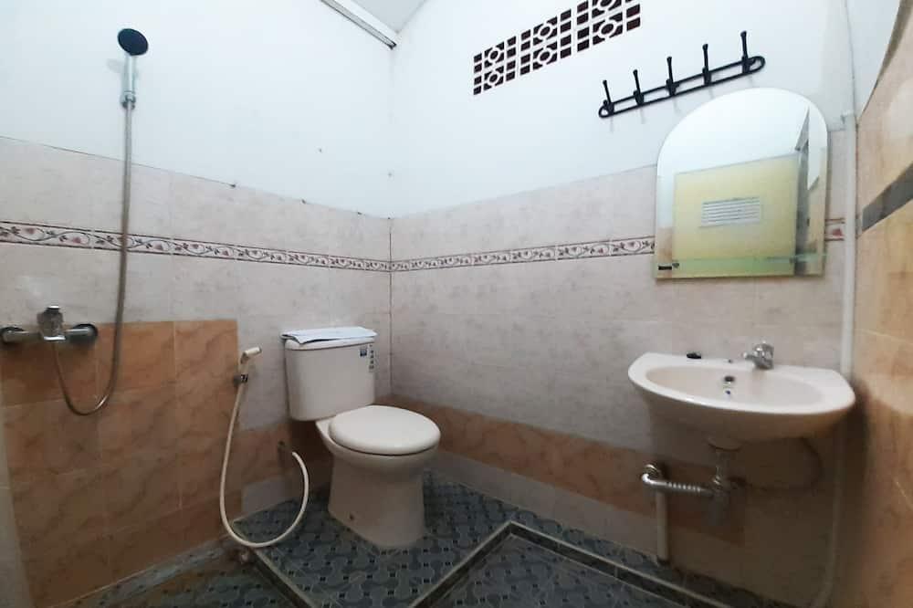 ห้องสแตนดาร์ดทวิน - ห้องน้ำ