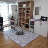 Shared Dormitory 2 Persons - Vardagsrum