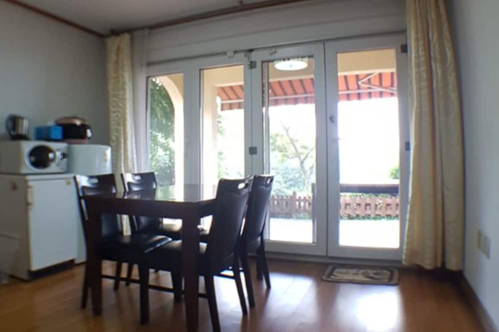 Gelbe House - In-Room Dining