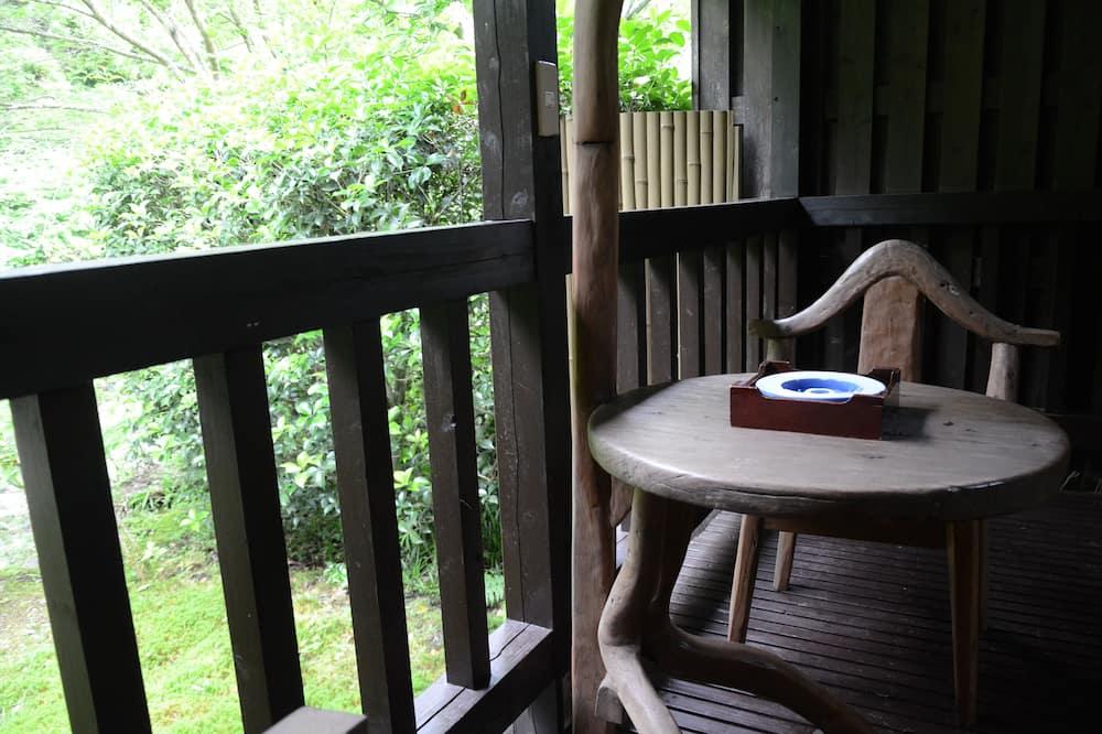 Traditional Oda (JPN Style, Shared Bathroom, Annex) - Balkon