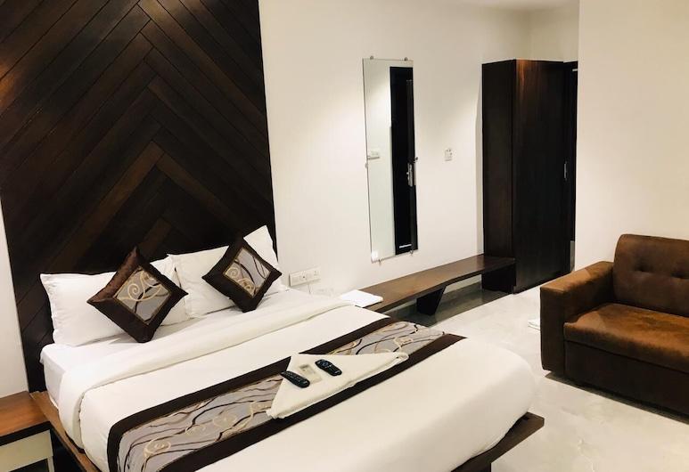 Hotel Flora Suites, Mumbai, Suite Room, Guest Room