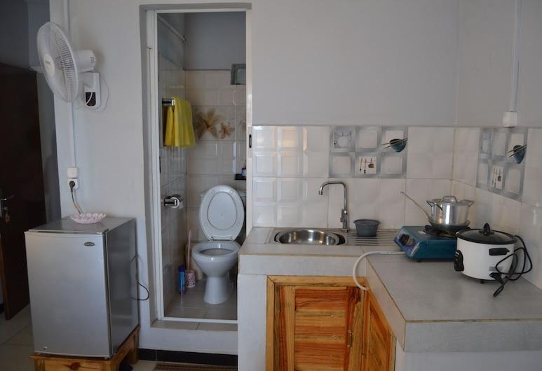 Appart Hotel Tiavina Mandrosoa, انتاناناريفو, غرفة مزدوجة كلاسيكية, غرفة نزلاء