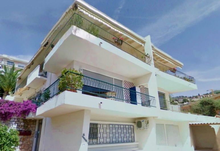 ST ESTEVE PANORAMA 1 AP3069 by Riviera Holiday Homes, فيفرانش سور ميه, واجهة المنشأة