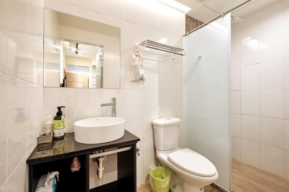 Tek Büyük Yataklı Oda (102) - Banyo
