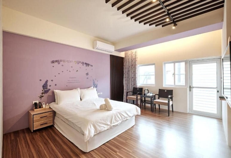 Little Happy Hostel, Tainan, Double Room (101), Guest Room